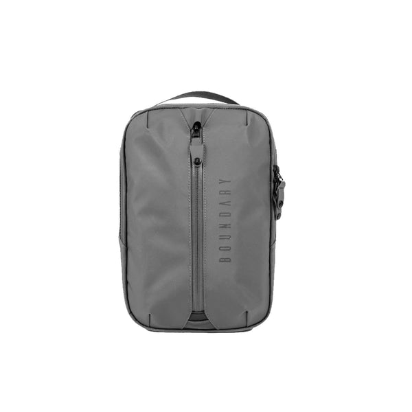Boundary Supply : X-Pac Aux Compartment : X-Pac Urbane Grey