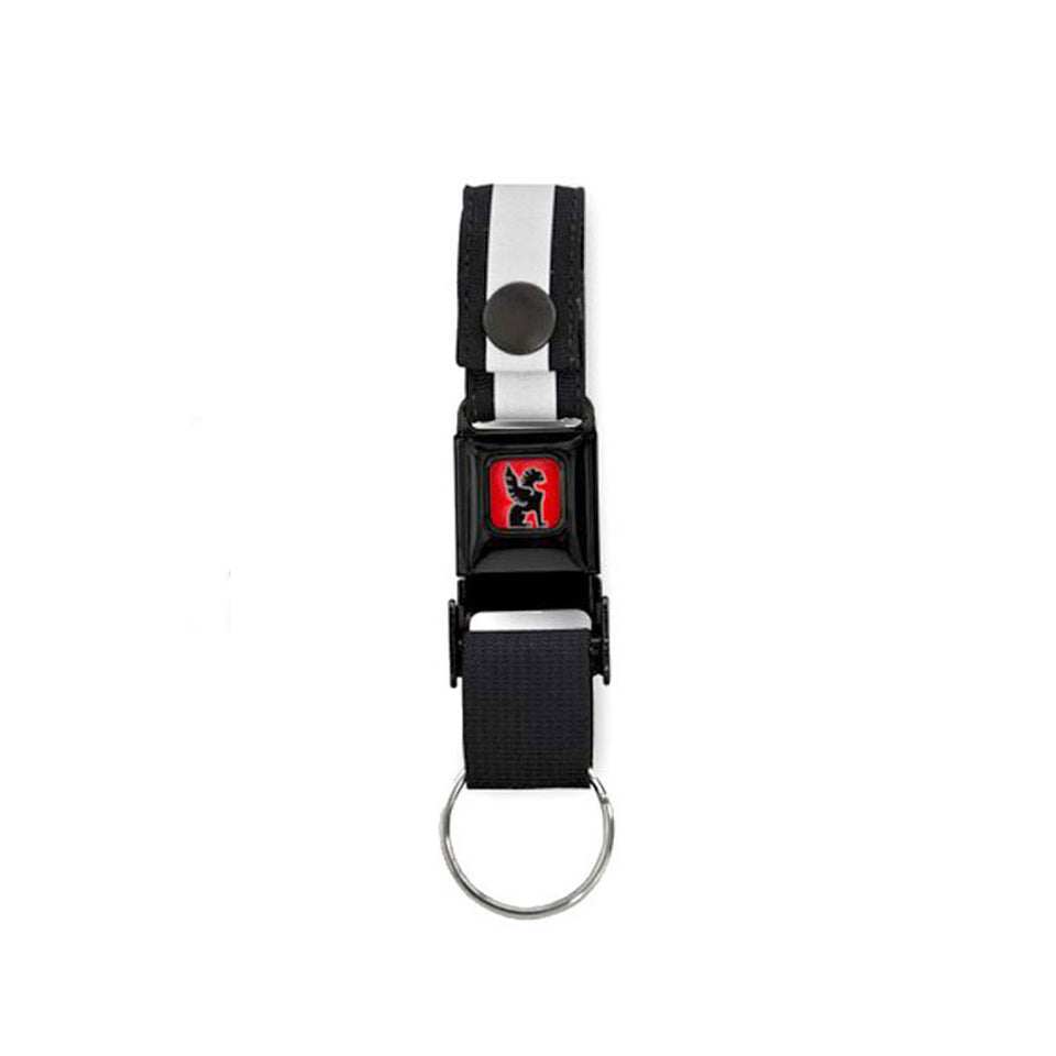 Chrome Industries : Mini Buckle Key Chain : Black