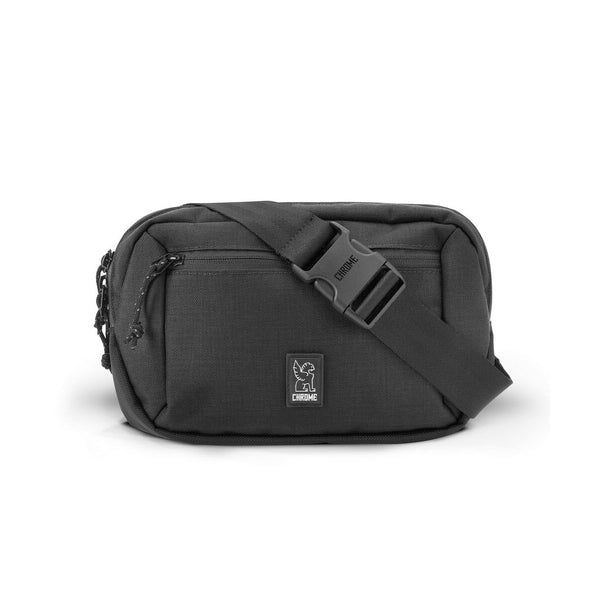 Chrome Industries : Ziptop Waistpack : Black