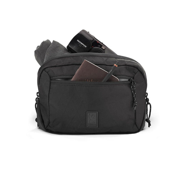 [PO] Chrome Industries : BLCKCHRM 22X Ziptop Waistpack