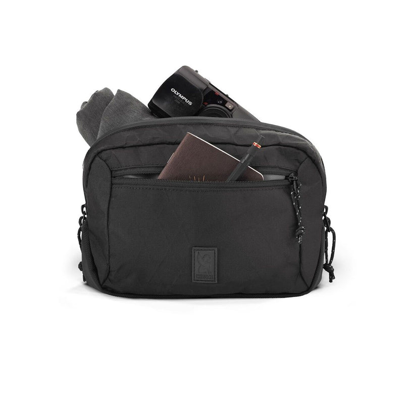 Chrome Industries : BLCKCHRM 22X Ziptop Waistpack