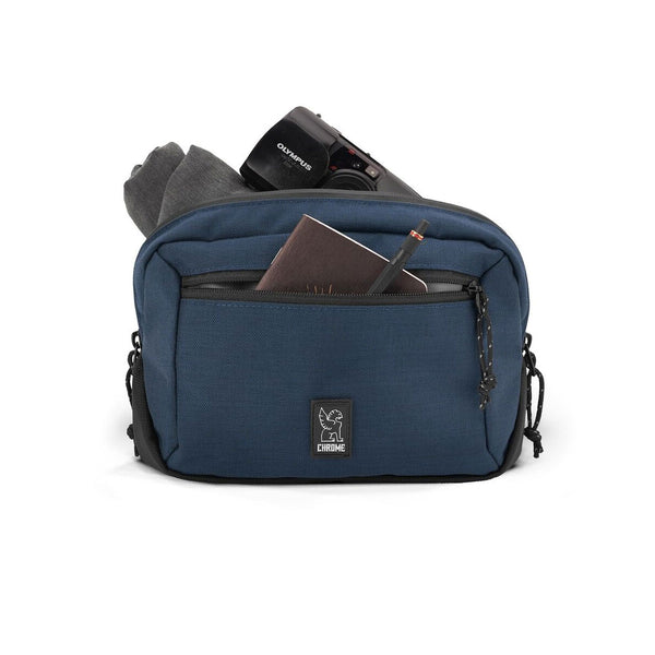 Chrome Industries : Ziptop Waistpack : Navy Blue