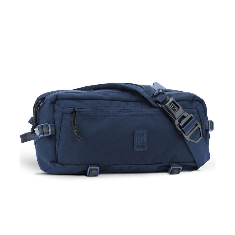 Chrome Industries : Kadet Nylon Messenger Bag : Navy Blue Tonal
