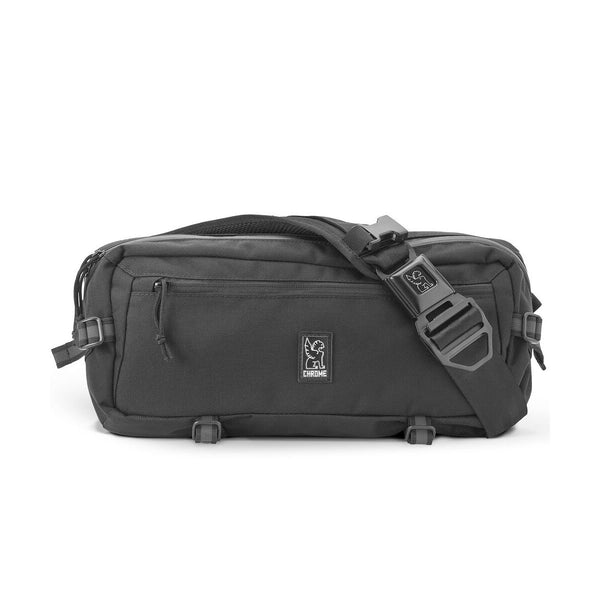 [PO] Chrome Industries : Kadet Nylon Messenger Bag : Black/Aluminum