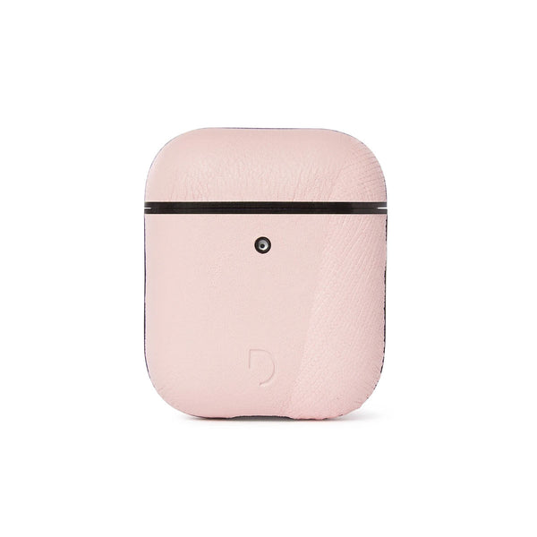 [PO] DECODED : AirCase2 Split - AirPods 1 & 2 : Silver Pink