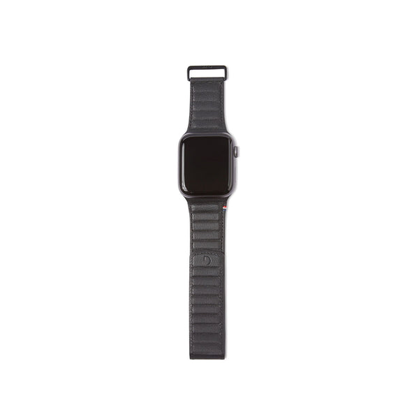 [PO] DECODED : Traction Strap - 44 mm : Black