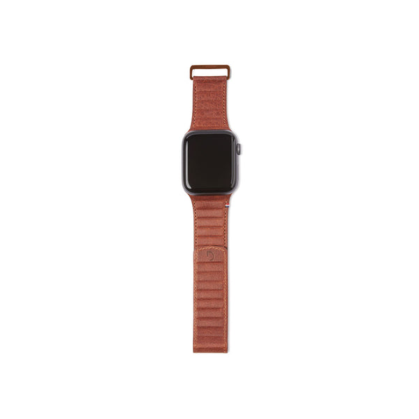 [PO] DECODED : Traction Strap - 44 mm : Cinnamon Brown