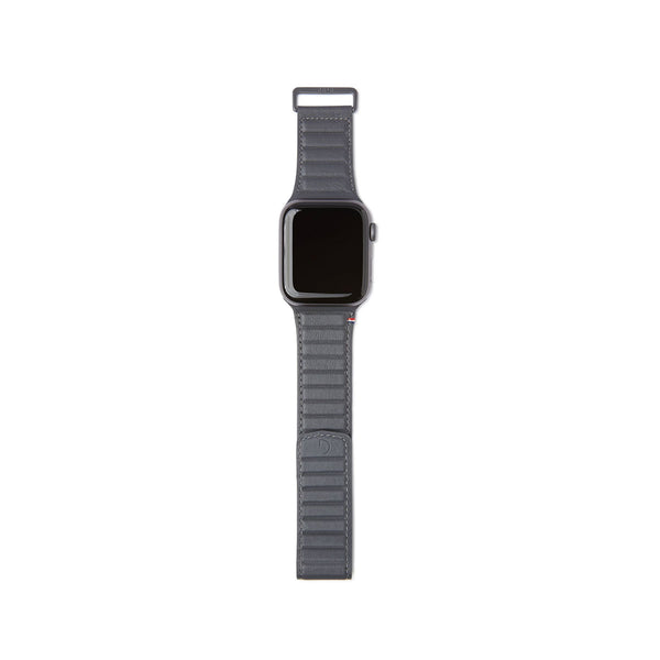 [PO] DECODED : Traction Strap - 44 mm : Anthracite