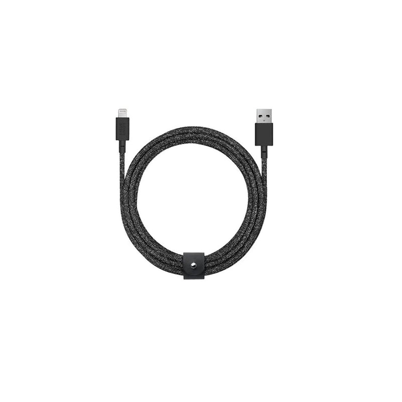 Native Union : Belt Cable XL (USB-A to Lightning) 3.0 Meters
