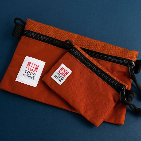 Topo Designs : Accessory Bags : Clay