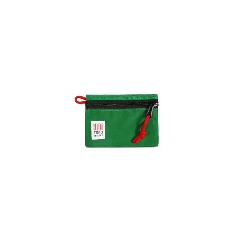 Topo Designs : Accessory Bags : Green