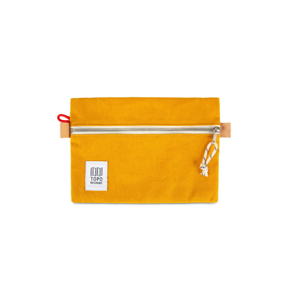 Topo Designs : Accessory Bags : Forest Mustard