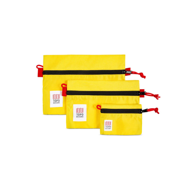 Topo Designs : Accessory Bags : Yellow