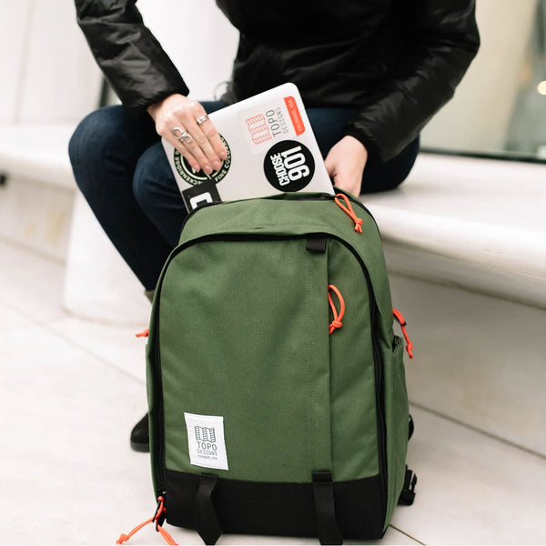 Topo Designs : Core Pack : Olive