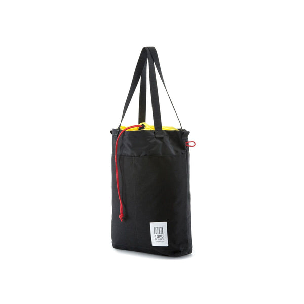 Topo Designs : Cinch Tote : Black