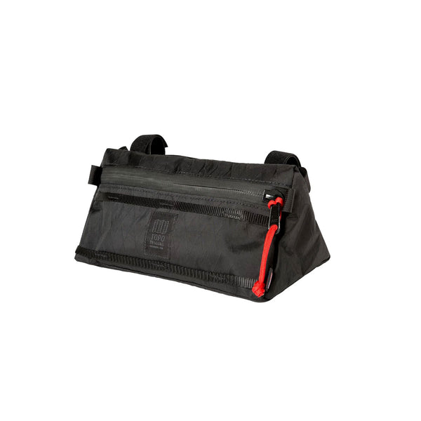 Topo Designs : Bike Bag : Black/Black