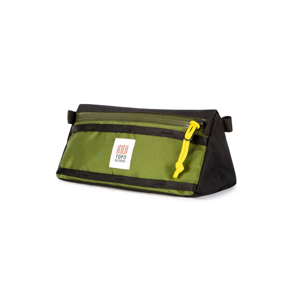 Topo Designs : Bike Bag : Olive/Black