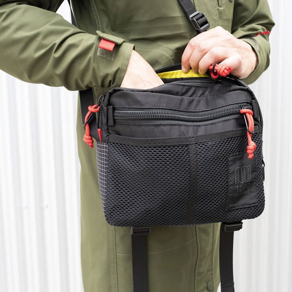 Topo Designs : Block Bag : Black