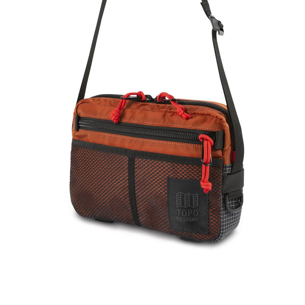 Topo Designs : Block Bag : Clay