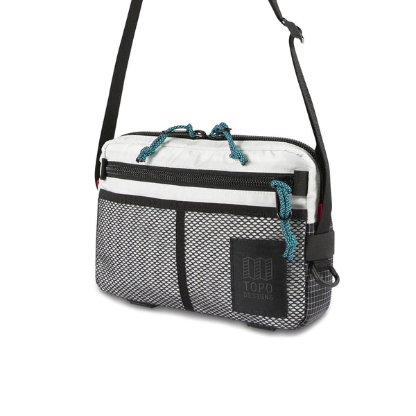 Topo Designs : Block Bag : White