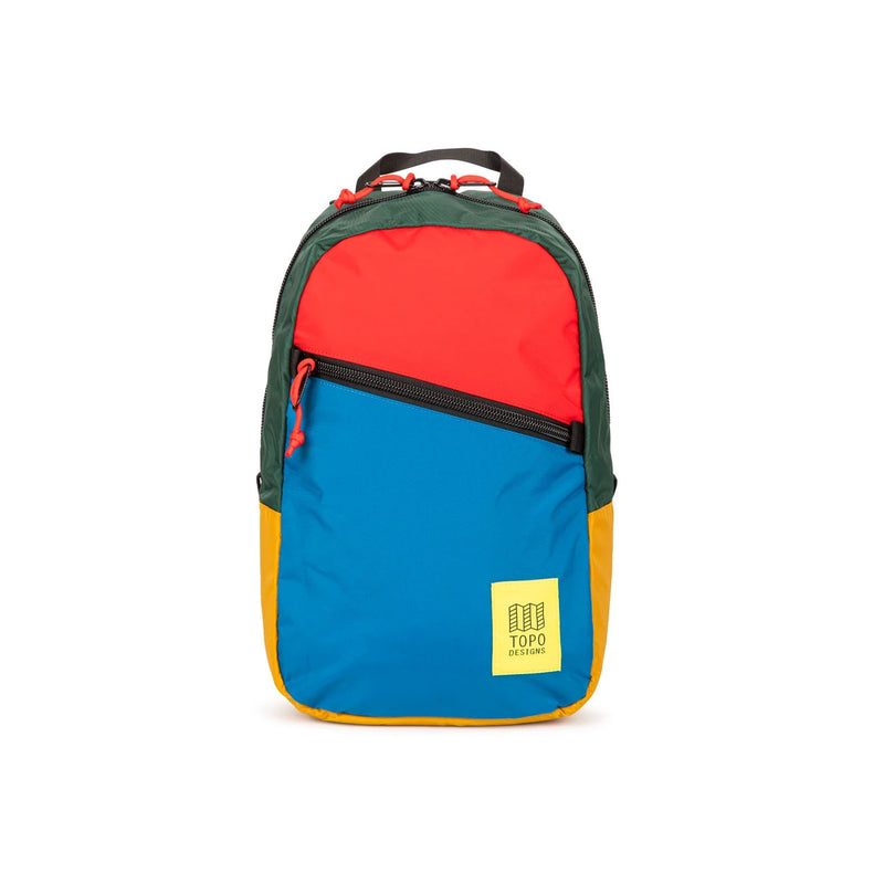 Topo Designs : Light Pack : Blue/Red/Forest