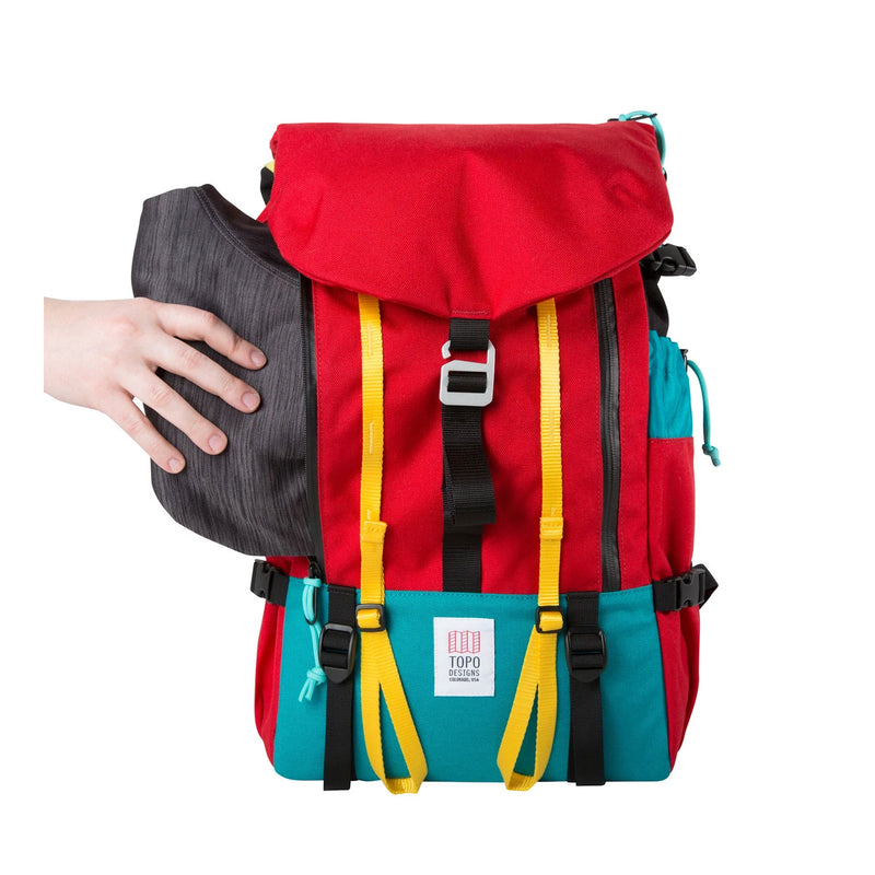 Topo Designs : Mountain Pack : Red
