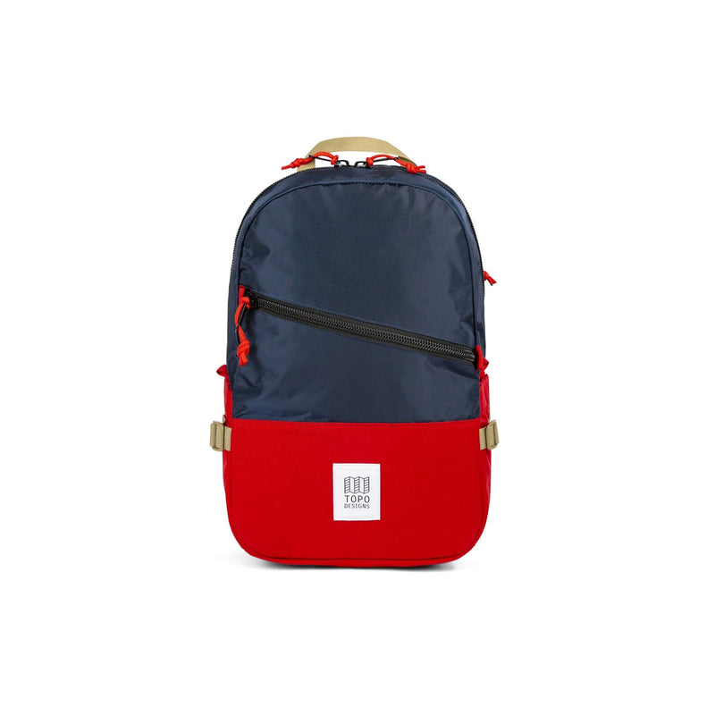 Topo Designs : Standard Pack : Navy/Red