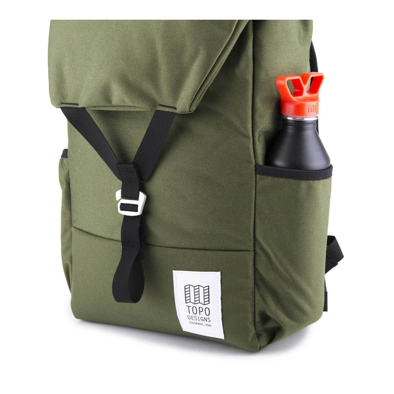 Topo Designs : Y-Pack : Green
