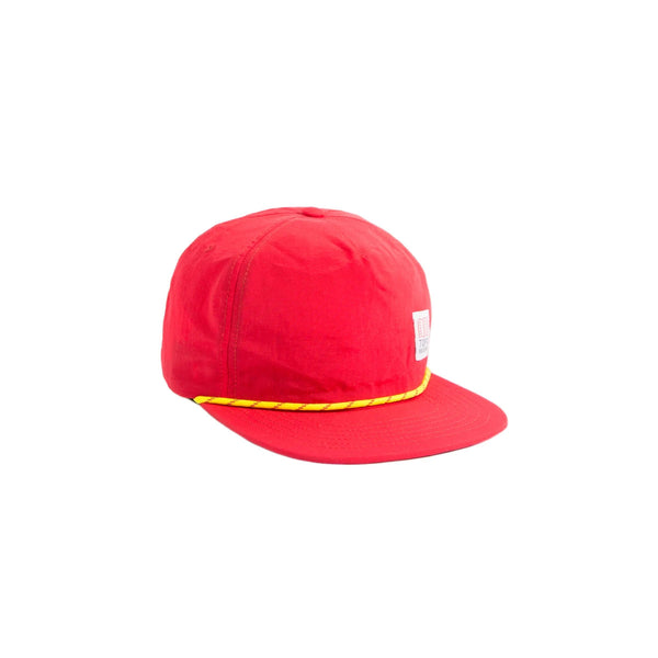 Topo Designs : Cord Cap : Red