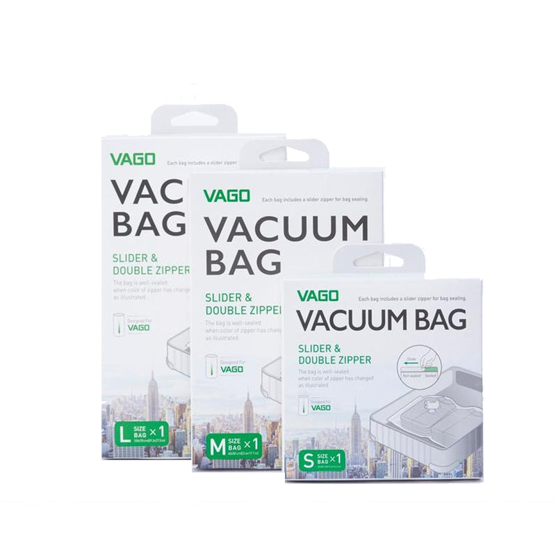 VAGO : Vacuum Bag Small : 36 x 36cm