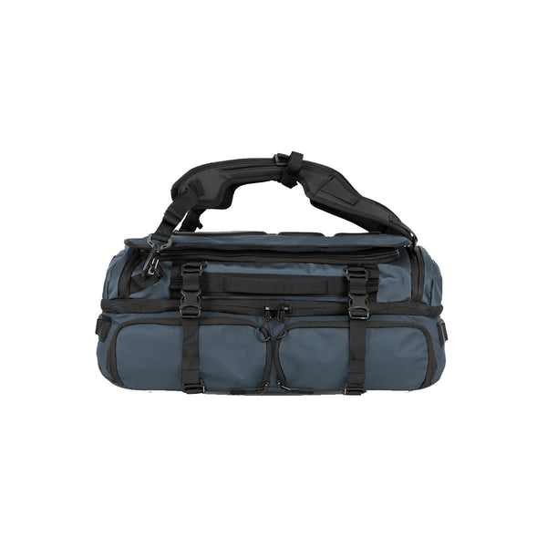 Wandrd : Hexad Access Duffel Backpack 45L : Aegean Blue