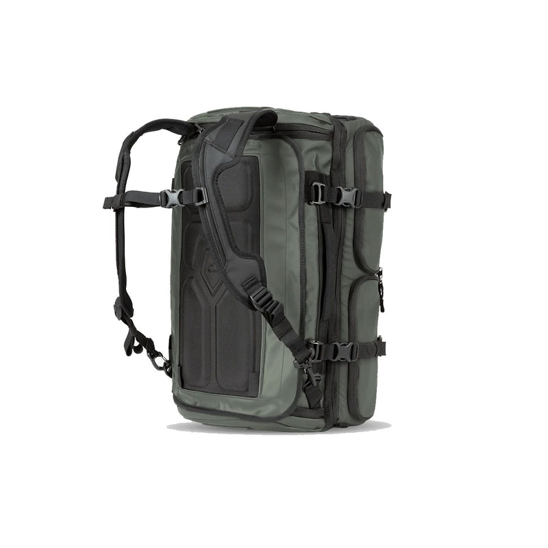 [PO] Wandrd : Hexad Access Duffel Backpack 45L : Wasatch Green