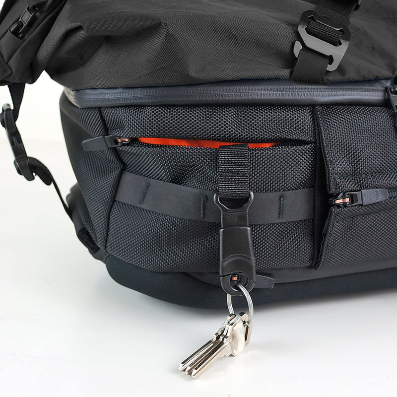 [PO] Code Of Bell : X-PAK™ Sling Pack : Pitch Black