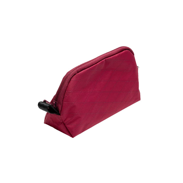 Able Carry : The Daily Stash Pouch : XPAC Port Red