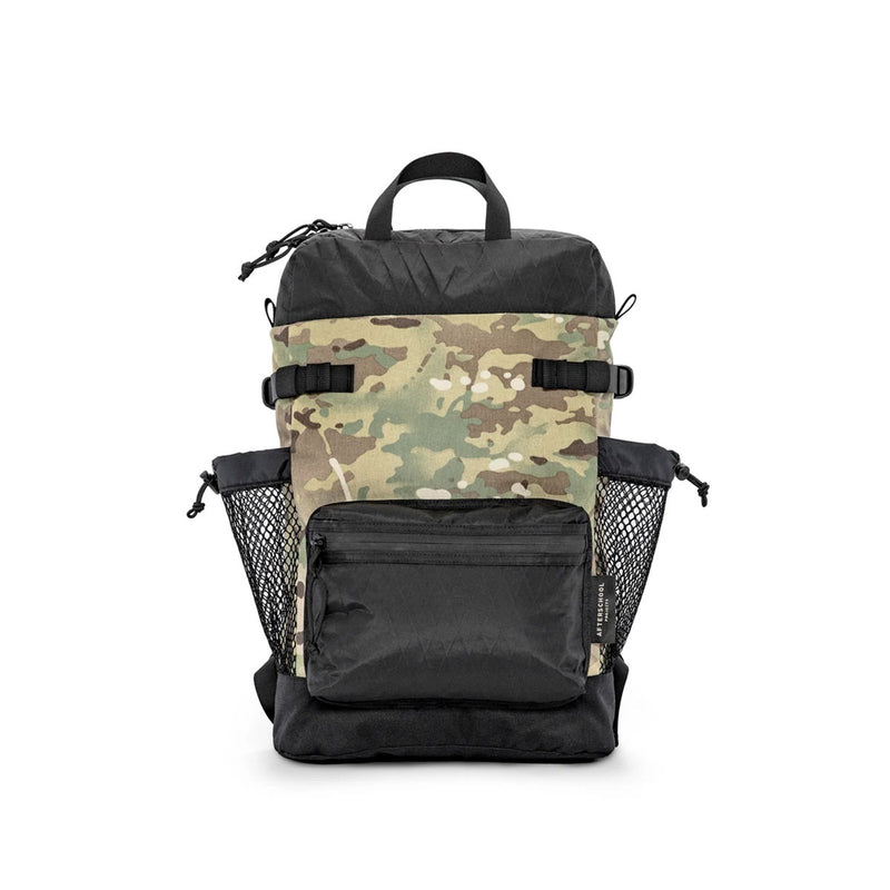 Afterschool Projects : ASP Rucksack : Camo