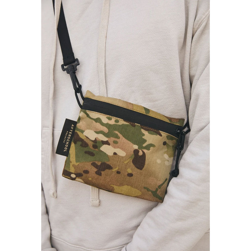 Afterschool Projects : ASP Sacoche : Camo