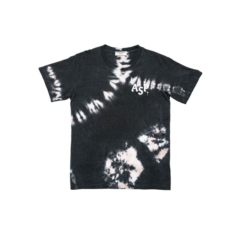 Afterschool Projects : Goodtimes Tee : Black Tie-Dye