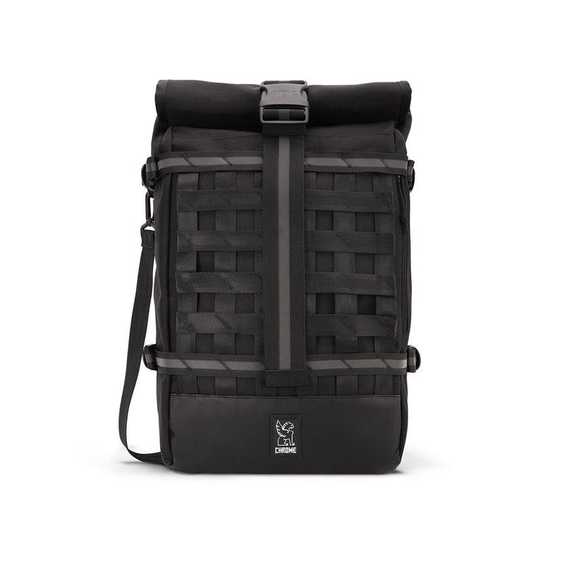 [PO] Chrome Industries : Barrage Pannier : All Black