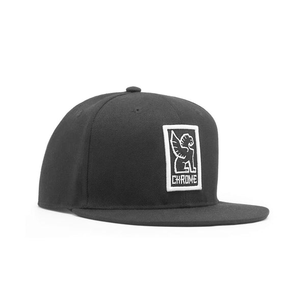 Chrome Industries : Baseball Bap : Black/White