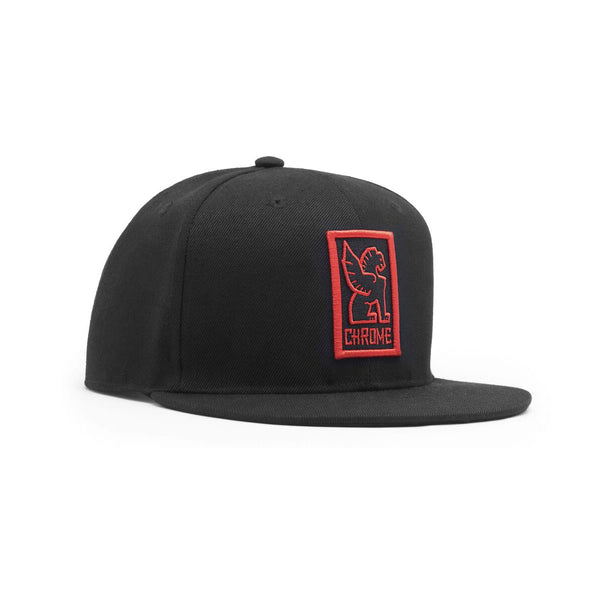 Chrome Industries : Baseball Bap : Black/Red