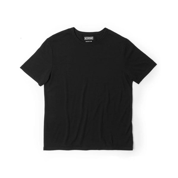Chrome Industries : Merino Short Sleeve Tee : Black