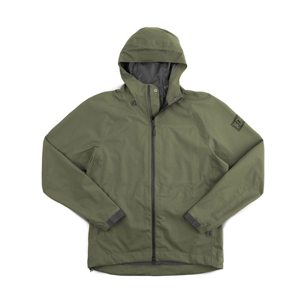 Chrome Industries : Storm Salute Commute Jacket : Dusty Olive