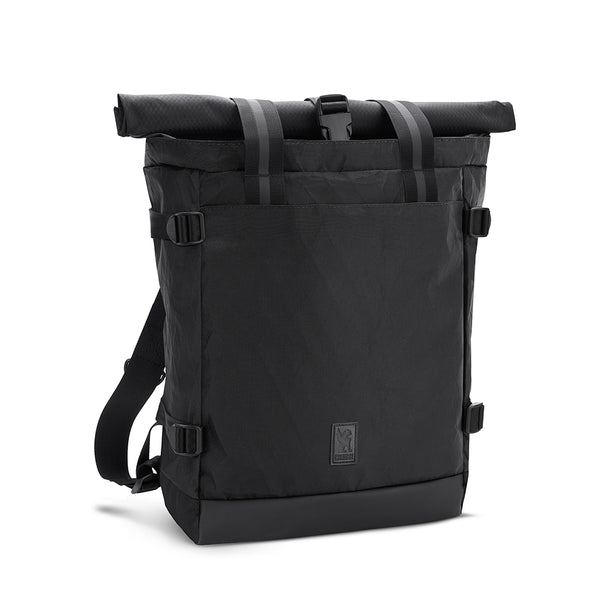 Chrome Industries : Lako 3 Way Tote : BLCKCHRM 22X