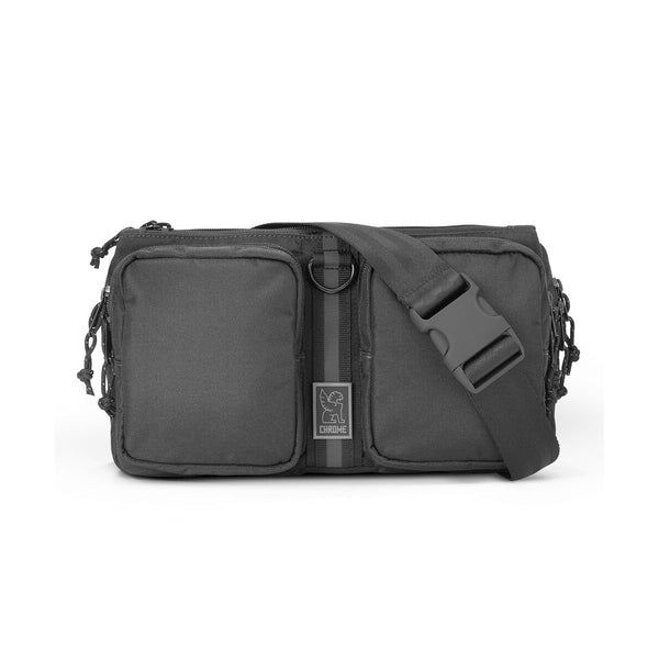 [PO] Chrome Industries : MXD Notch Sling Bag : Black Ballistic