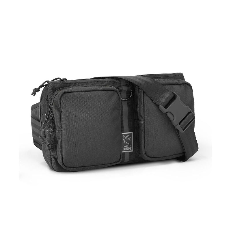 Chrome Industries : MXD Notch Sling Bag : Black Ballistic