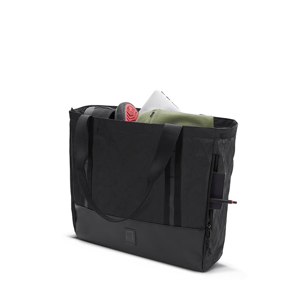 Chrome Industries : Civvy Messenger Tote : BLCKCHRM 22X