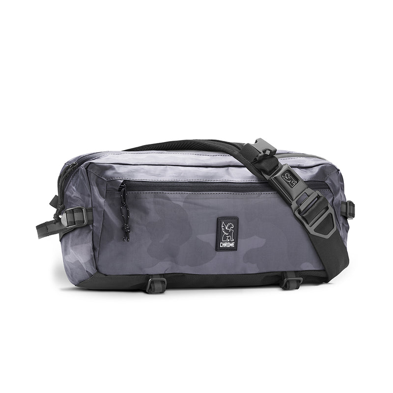 Chrome Industries : Kadet Nylon Messenger Bag : Clear Camo