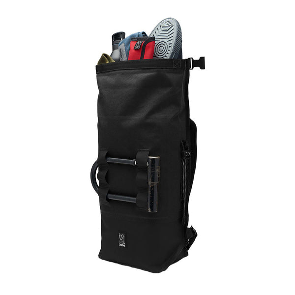 Chrome Industries : Urban Ex Rolltop 18 Backpack : Black