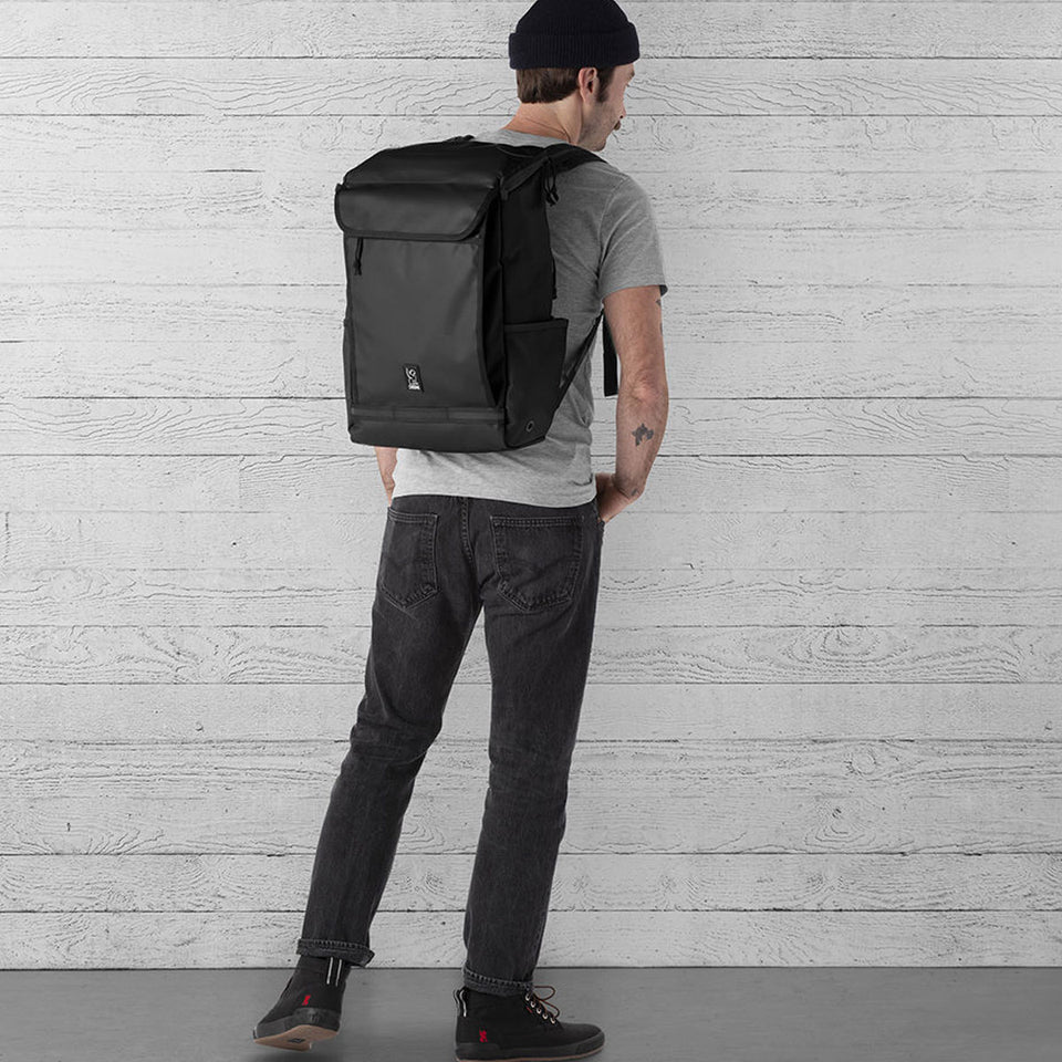 [PO] Chrome Industries : Volcan Backpack : Black