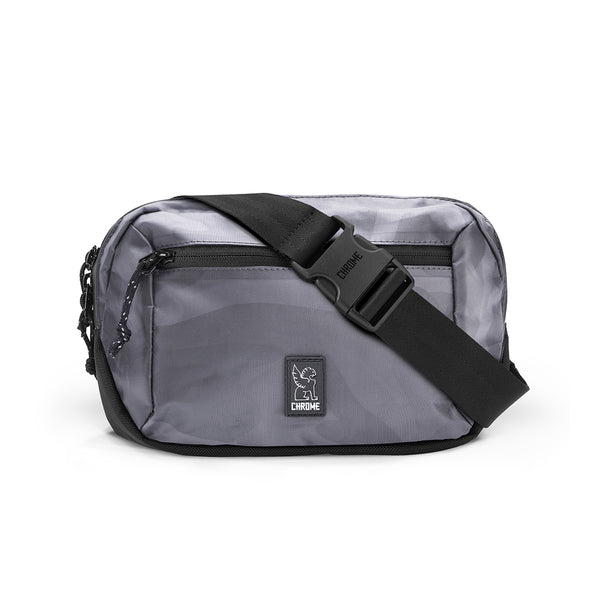 Chrome Industries : Ziptop Waistpack : Clear Camo